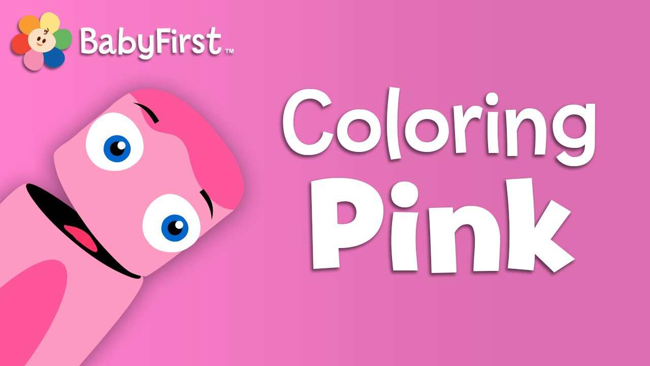 Pigs, Tutus and Ballet Slippers | Pink | Learn the Colors | Color ...