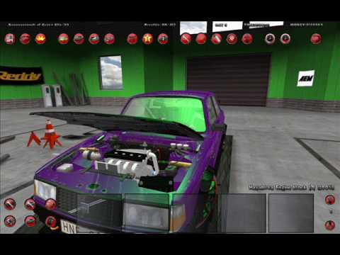 Street legal racing Volvo 242 mod - YouTube