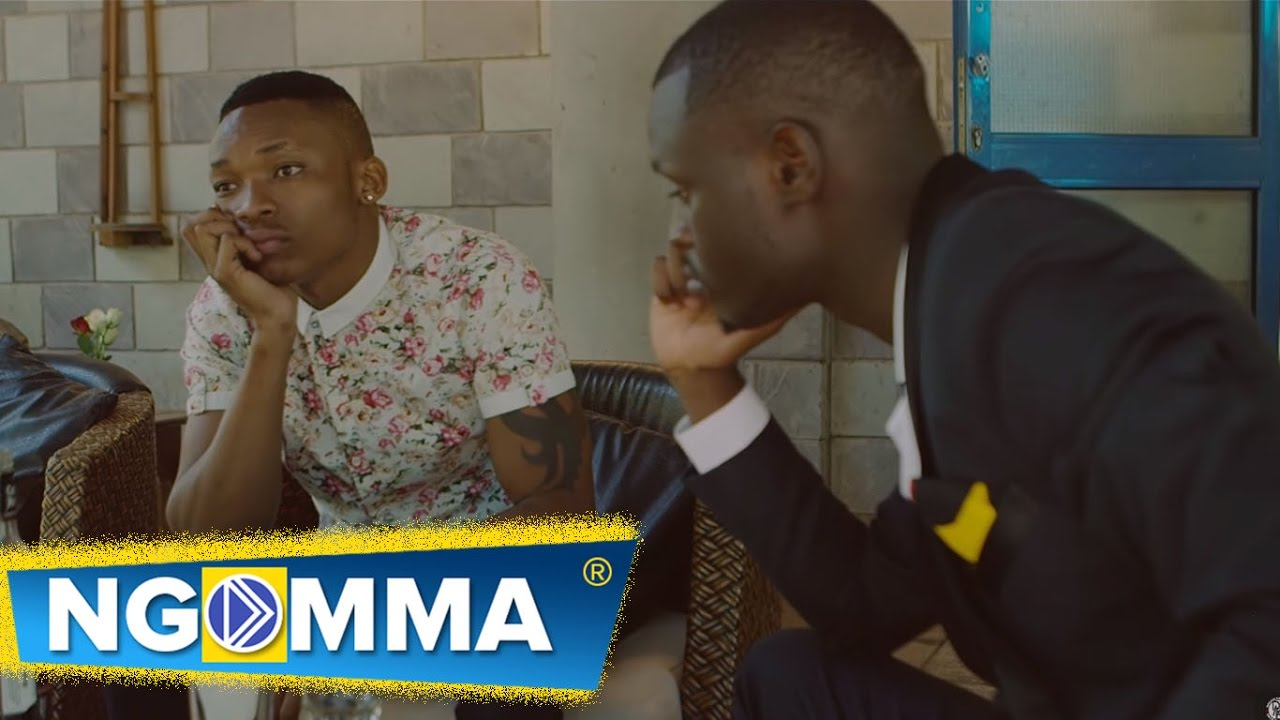 Download Otile Brown - Alivyonipenda Feat.  King Kaka (Official Video)