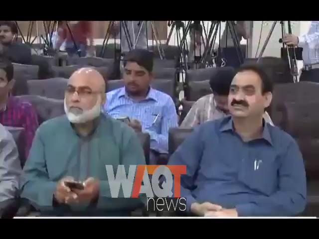 Dr Firdous Ashiq Awan Media Talk on Electricity and Ramazan