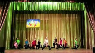 Монатик-Кружит танец