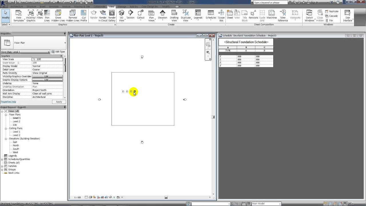 Revit Tips - Formula with Text String Value