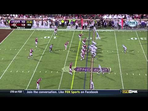 Kansas State vs. Oklahoma Highlights 2012