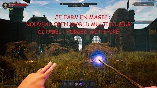 DECOUVERTE EN MAGIE - CITADEL : FORGED WITH FIRE