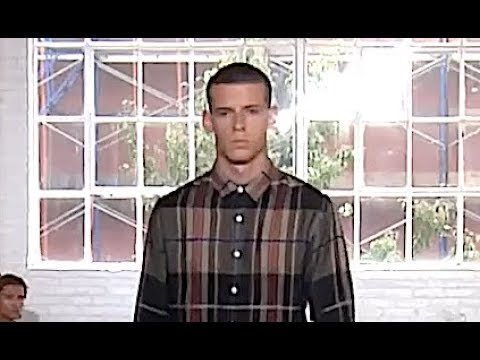 DUCKIE BROWN Spring Summer 2013 Menswear New York - Fashion Channel