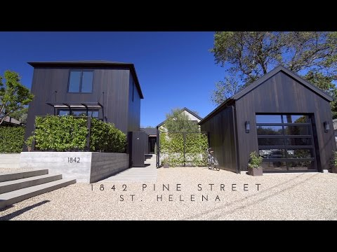 Cyd Greer presents 1842 Pine Street St. Helena, CA