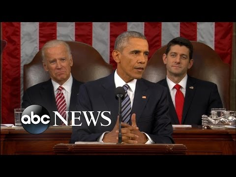 State of the Union 2016: Obama Takes on Climate Deniers in the State of the Union Address