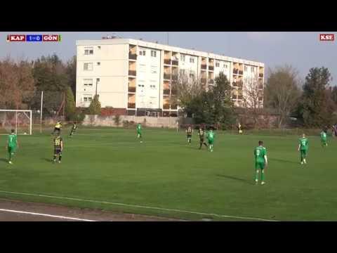 KAPUVÁRI SE - GÖNYŰ SE  (1-0)  2-1