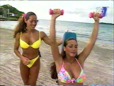 leeann tweeden bikini