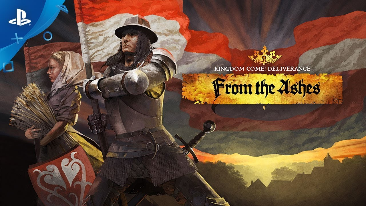 Kingdom Come: From The Ashes