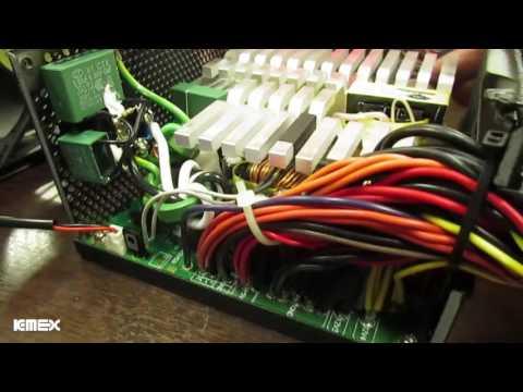[REVIEW] Teste FONTE Gamer K-MEX PE1K -1000W 80 PLUS SILVER