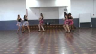 3º Grupo - Dança Regional - Lambada - Chorando Se Foi