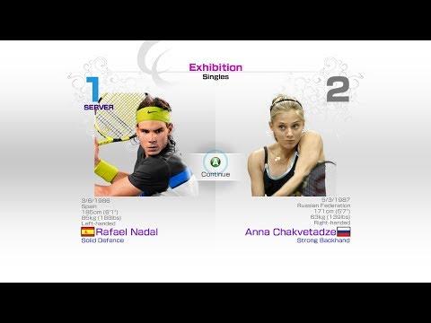 virtua-tennis-4-sega-rafael-nadal-vs-anna-chakvetadze-rafael-nadal-roger-federer-andy-murray