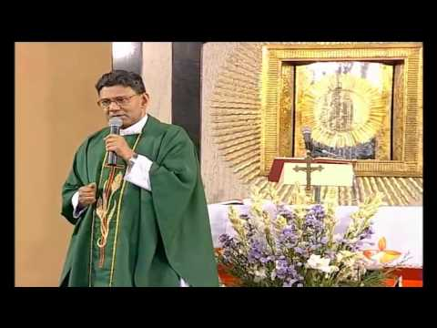 fr augustine vallooran vc holy mass homily on eucharist english divine tv