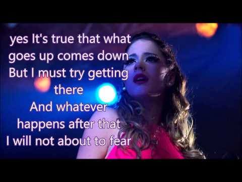 "Violetta 2 - (""Soy Mi Mejor Momento) ""This Is My Best Moment"" Lyrics In English"