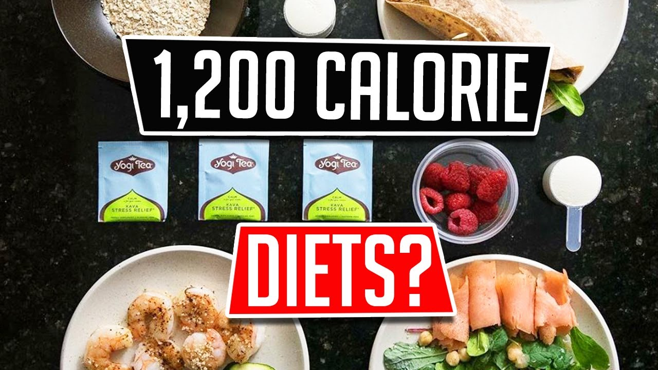 1200 Calorie Diets? Good or Bad?