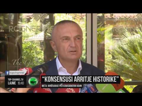 Edicioni Informativ, 20 Korrik 2016, Ora 19:30 - Top Channel Albania - News - Lajme