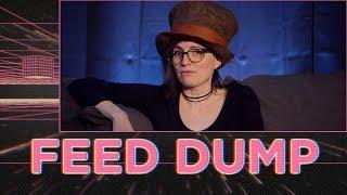 Feed Dump 328 - Zucchini Freaks