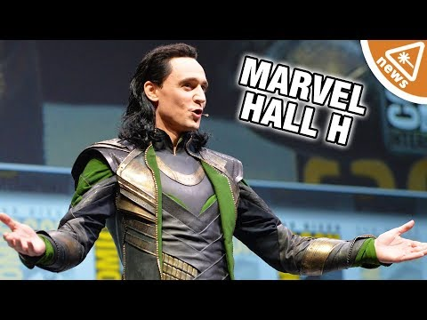 Why Marvel Skipping Hall H Is Bigger Than You Think! (Nerdist News w/ Jessica Chobot)