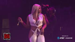 "Megan Thee Stallion - ""Realer""  LIVE at Birthday Bash ATL 2019"