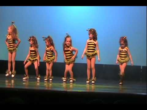Gillian's Recital 2009 - Be My Little Baby Bumble Bee!