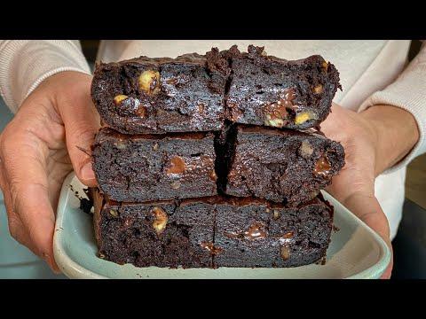 brownies-chocolat-avocat-sans-beurre
