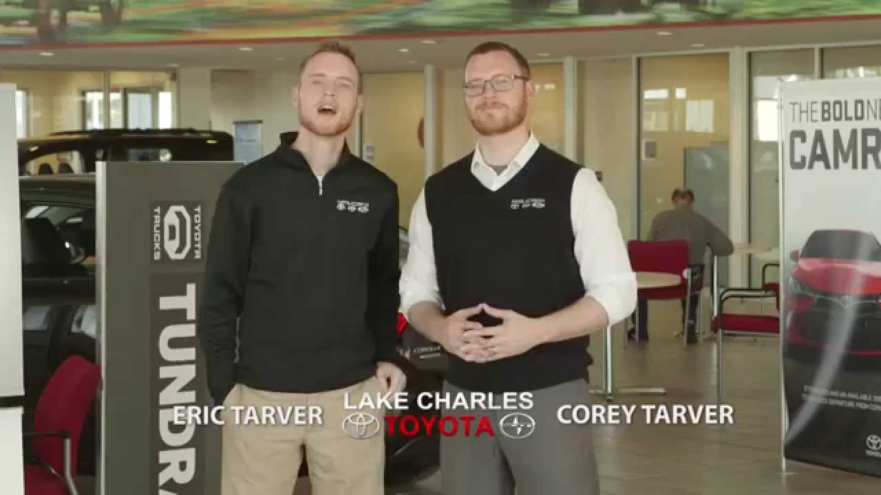 Lake Charles Toyota >> Toyotathon Is On At Lake Charles Toyota Youtube