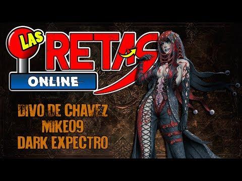 LAS RETAS: Soul Sacrifice Delta (Divo de Chavez, Mike09 y Expectro)