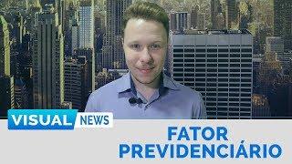 AUMENTO SALARIAL & FATOR PREVIDENCIÁRIO | Visual News
