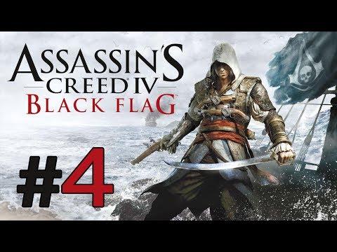 "Assassin's Creed 4: Black Flag - Gameplay Walkthrough (Part 4) ""I'm Mr Walpole""  "