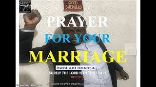 Prayer Against Power of Over My Dead Body - Onaola Owolabi