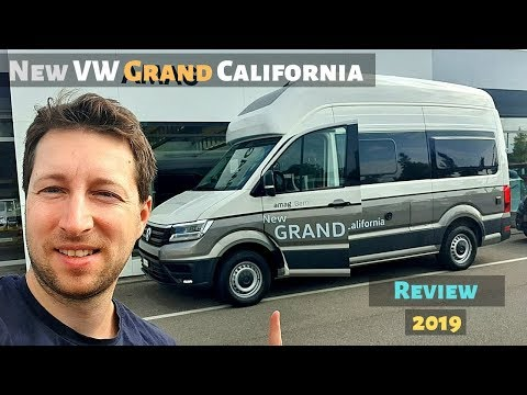 New VW Grand California 2019 Review Interior Exterior