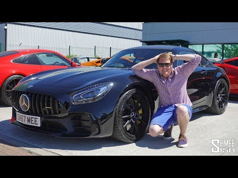 My AMG GT R is Damaged - Can PPF Save It?