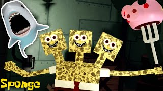 ROBLOX SPONGE CHAPTER 4.. [Chum Bucket] *EVIL SPONGEBOB*