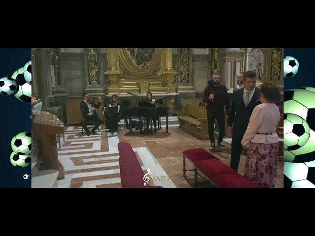 ⚽ Entrada del Novio | Himno de la Champion | Musica para Bodas | Musical Mastia