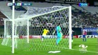 Paraguay vs Colombia (1-2) Eliminatorias Mundial Brasil 2014