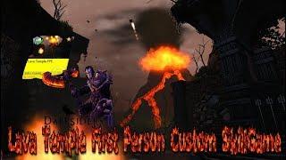 Trials Fusion Lava Temple FPE Custom 1st Person SkillGame