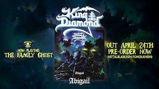 """King Diamond – """"The Family Ghost"""""""