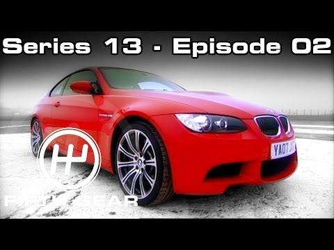 Fifth Gear: Series 13 Episode 2