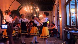 German Beer Hall Dance