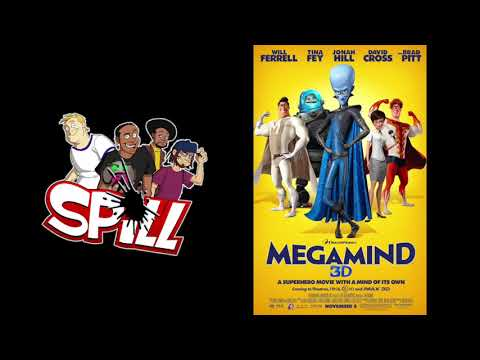 Megamind - SPILL Audio Review