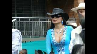 Cabalgata Feria de Cali 2012 - Sólo Mujeres