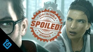 Discussing Half-Life's Surprise Episode 3 Ending