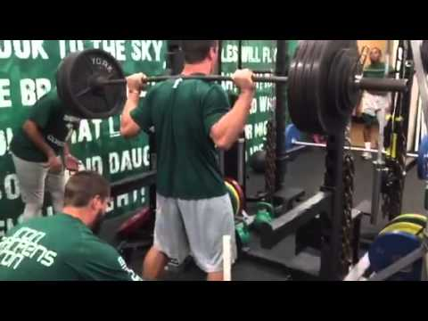 Brody Hoying Squat - 470