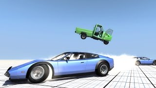 IT'S AIR HOCKEY TIME! (Again) - BeamNG.drive