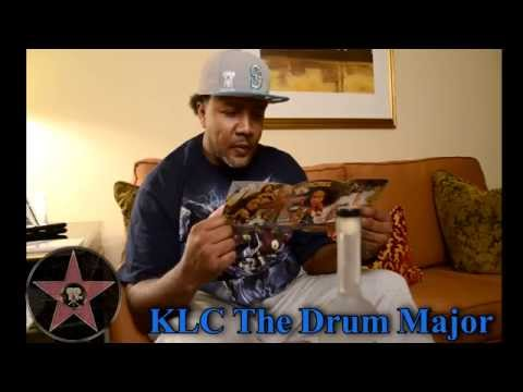 Exclusive In Depth Interview With KLC The Drum Major