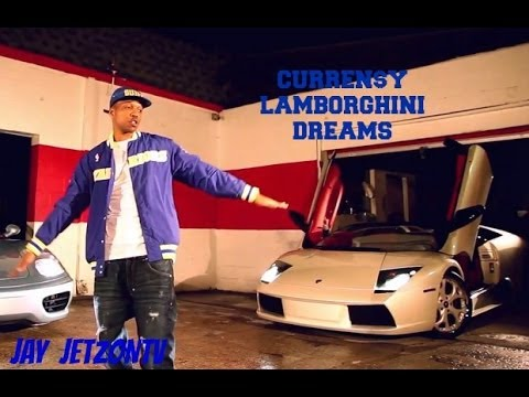 Curren Y Lamborghini Dreams Gta 5 Music Video Youtube