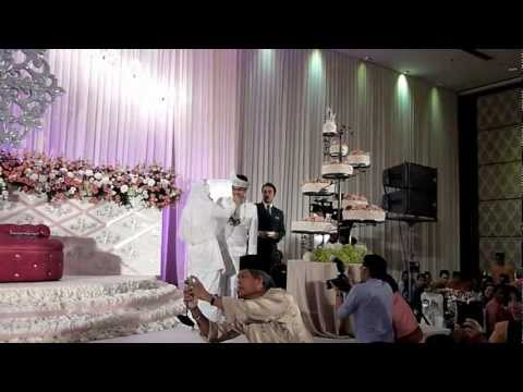 Anuar Zain - Keabadian Cinta @ Wedding Azlyn n Zairul