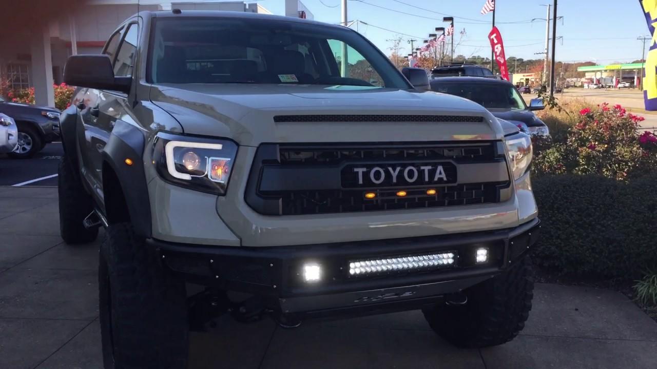 Toyota pro runner