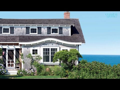 6 Beautiful Beach Cottages | Coastal Living